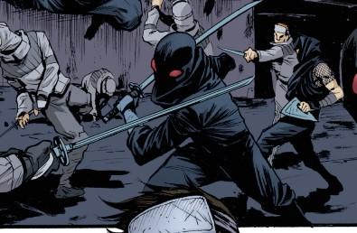 Foot Ninja (IDW)