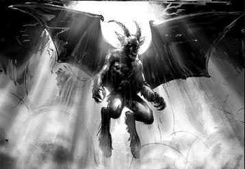 Jersey Devil (Mirage)