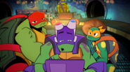Raph mikey and don rise of the tmnt by lullabystars-dc70thw
