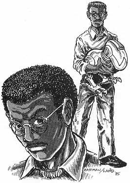 Baxter Stockman (Mirage)