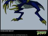 Underground Insectoid Monster