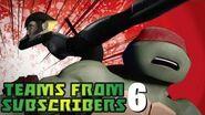 Teenage Mutant Ninja Turtles Legends - Teams from Subscribers 6