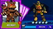 Teenage Mutant Ninja Turtles Legends - FIVE NIGHTS AT FREDDY'S MONTAGE