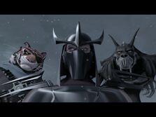 Shredder and his Henchmen