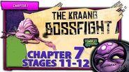 ENDING of TMNT Legends. FINAL BOSS, Chapter 7 st.11-12