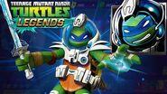 LEONARDO (SPACE) Teenage Mutant Ninja Turtles Legends gameplay episode 531