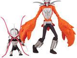 Mutant Shredder (Action Figure set)