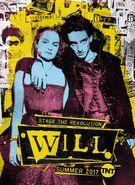 Will TNT Promotional Poster Graffiti