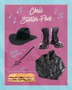 Chris Starter Pack