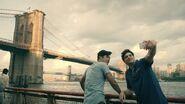 Peter and Trevor Selfie 1