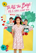 P.S. I Still Love You Poster