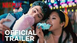 To All The Boys I Ve Loved Before Wiki Fandom