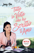To All the Boys I've Loved Before (Italy 2)