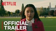 To All the Boys I've Loved Before - Official Trailer