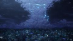 Railgun T Anime - Thundercloud