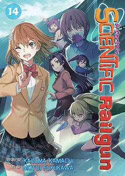 A Certain Scientific Railgun Manga v14 cover.jpg