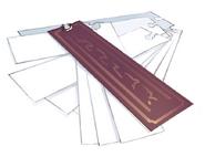 Shorthand cards (OT10)
