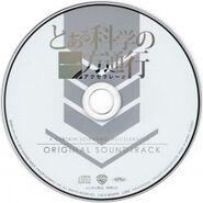 Toaru Kagaku no Accelerator Original Soundtrack CD