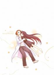 Astral Buddy Manga Volume 03 Back Page