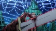 Fiamma's Sword (Anime)
