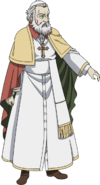 Matthai Reese body (Anime)