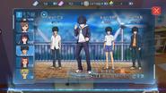 Index MMO - Kamijou Touma (Outfits)