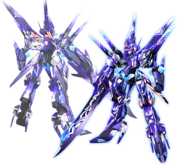 """Cypher 2000 """"Blue Stalker"""" (Virtual-On game)"""