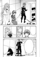 Toaru Kagaku no Railgun Manga Chapter 116