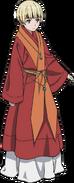 Krans R. Tsarskiy (Index III Anime Design)