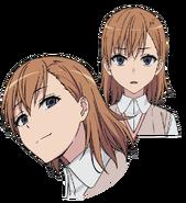 Sisters Face (Accelerator Anime Design)