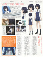 Nunotaba Shinobui-RailgunSBooklet