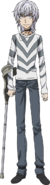 Accelerator (Index III Anime Design)