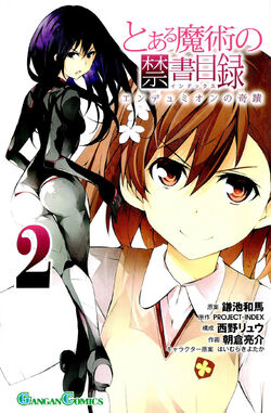 Toaru Majutsu no Index - Miracle of Endymion Manga Volume 2 cover.jpg