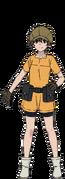 Yakumaru Body (Accelerator Anime Design)