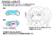 Shirai Kuroko Gas Mask Concept Design