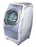 AI-Equipped Fully Automatic Washing Machine