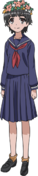 Uiharu Kazari (Index III Anime Design)