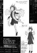 AW (Awakened) Uiharu Kazari Design