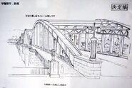 A Certain Iron Railway Bridge (Anime Design)