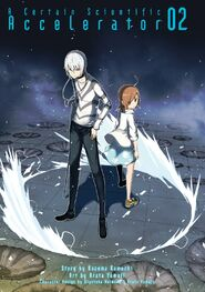 Toaru Kagaku no Accelerator Manga Volume 02 Title Page