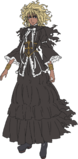 Sherry Cromwell body (Anime)