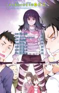 Toaru Majutsu no Index Manga v26 Table of Contents