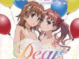 Toaru Kagaku no Railgun with Toaru Kagaku no Accelerator Comic Anthology Dear
