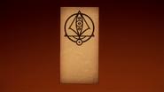 Taotie magic card