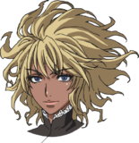 Sherry Cromwell face (Anime)