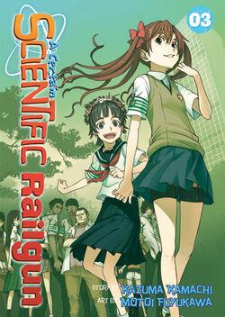 A Certain Scientific Railgun Manga v03 cover.jpg