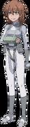 Misaka Worst (Index III Anime Design)