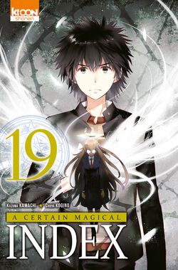 A Certain Magical Index Manga v19 French cover.jpg