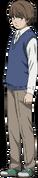 Baba Yoshio (Index III Anime Design)