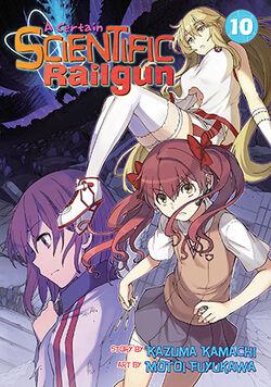 A Certain Scientific Railgun Manga v10 cover.jpg